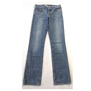 LUCKY BRAND Easy Rider Button Fly Jeans
